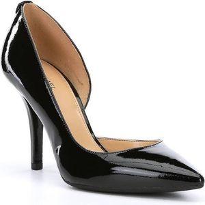 Michael Kors Patent Leather Nathalie Flex High